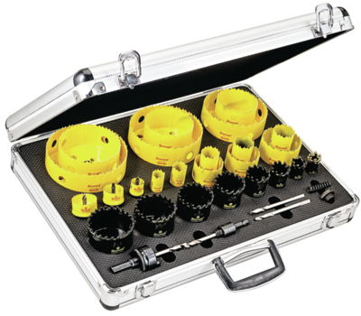 Mixed Hole Saw Kits